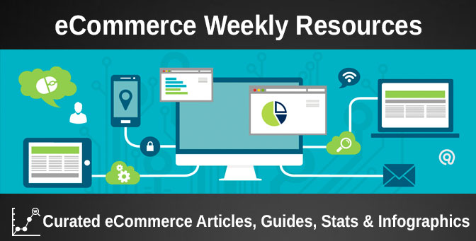 eCommerce Weekly Resources - Feature Image