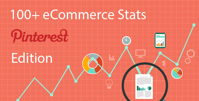 100+ Pinterest eCommerce Stats