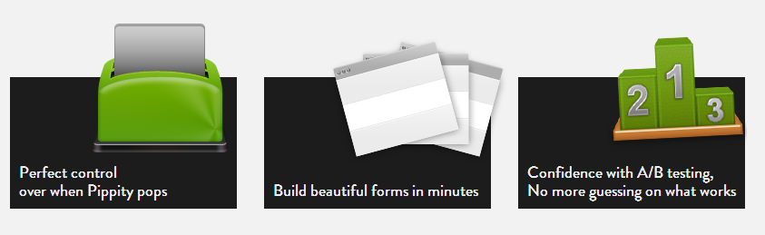 Pippity Popups Features