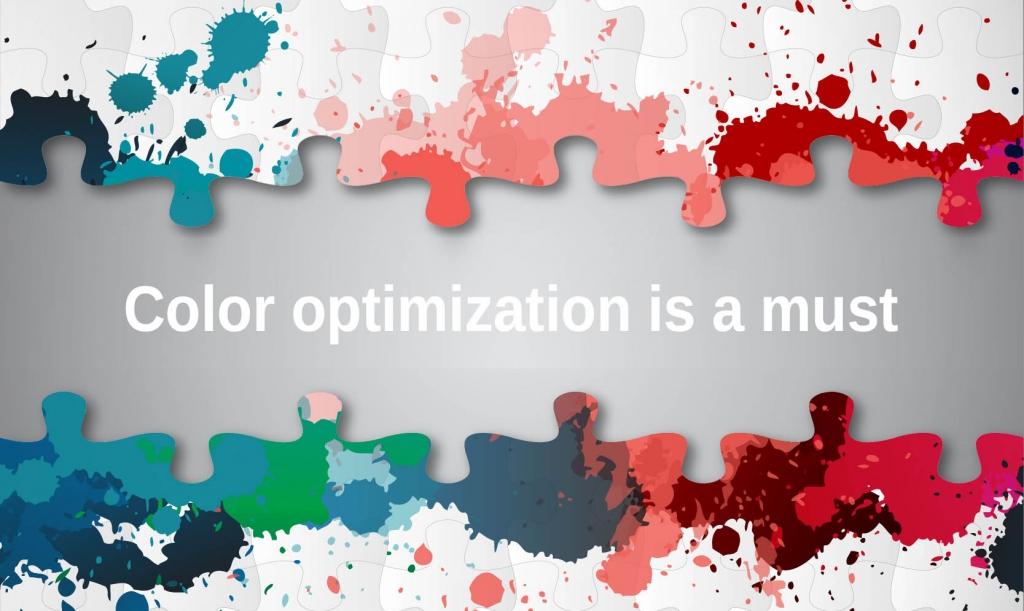 Test & Optimize Colors