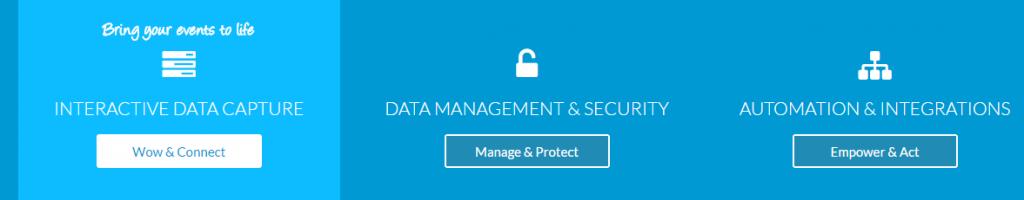 Event Data Collection Platform