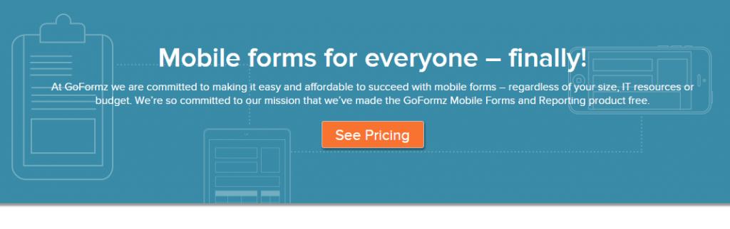 Mobile Form Builder