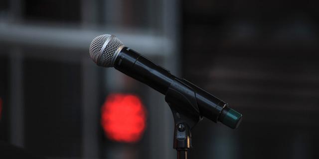 Public Speaking Engagement