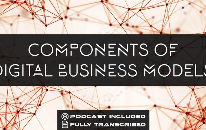 Components of Digital Business Models